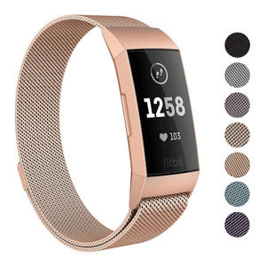Rose Gold Fitbit Charge 3/ Charge 3 SE Band